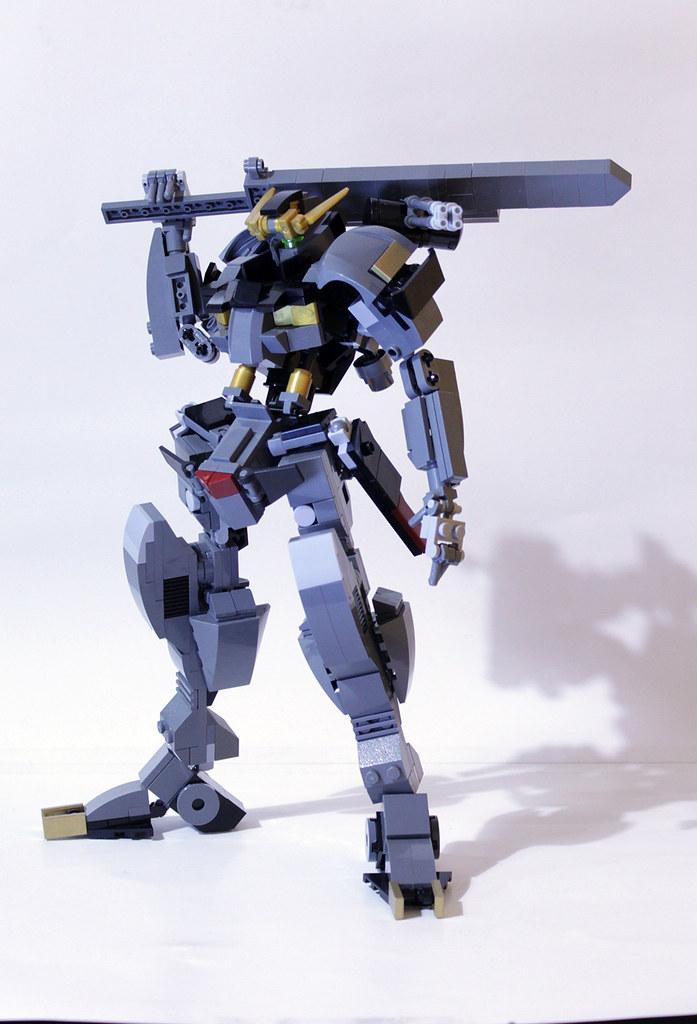 G dark nemesys evolve (custom built Lego model)