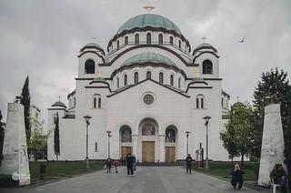 St. Sava Temple, Belgrade, Serbia⠀ ⠀ #beograd #belgrad #belgrade #reisen #traveling #city #serbia #classy #instatravel #savas #instagood #temple #church #dom #beautiful #view #picoftheday #nikon #photographer #architecture #hdrphotography #ig_serbia