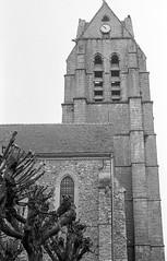 Old church, Presles en Brie