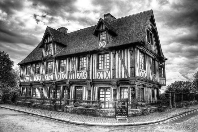 Beuvron en Auge/Normandie
