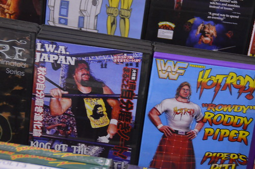 Wrestling Bootlegs