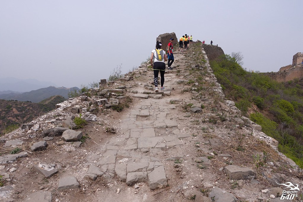 北京金山嶺長城馬拉松-061
