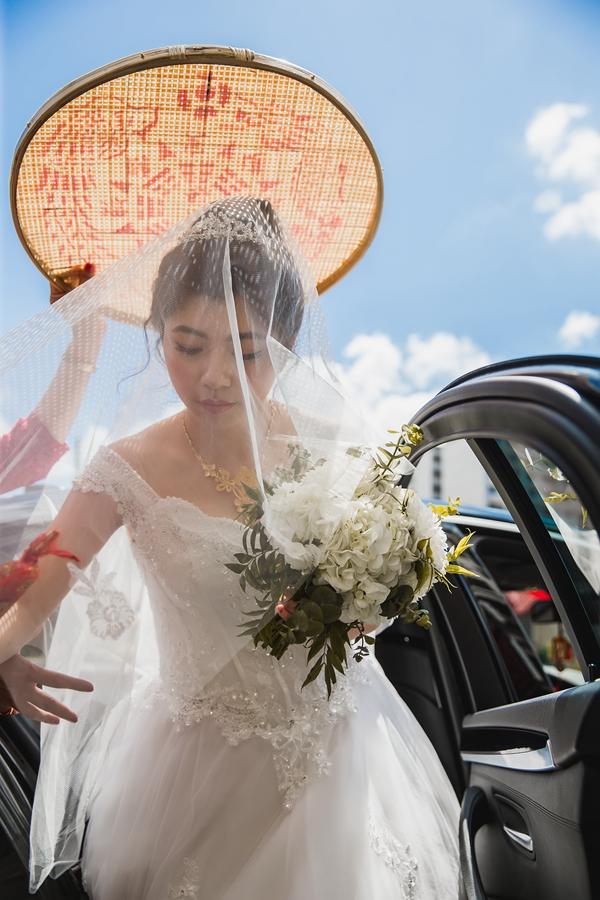 [婚攝] Ajax & Christine / 高雄翰品酒店