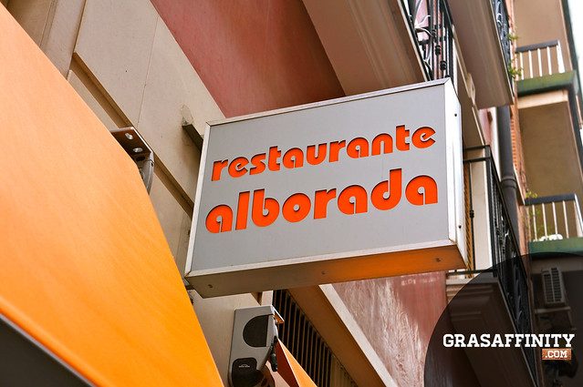 Restaurante Alborada Murcia