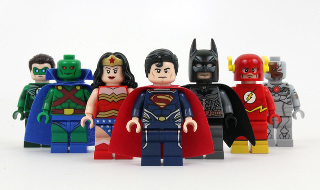 Justice League - LEGO Super Heroes