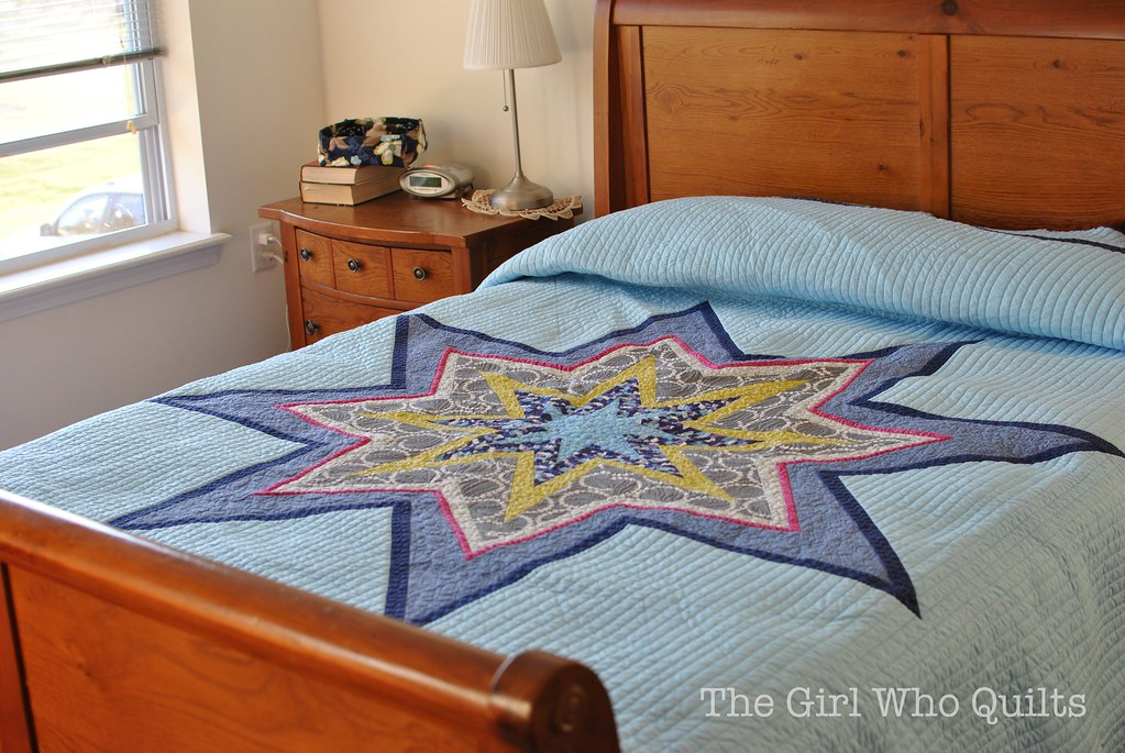 The Mama Star Quilt