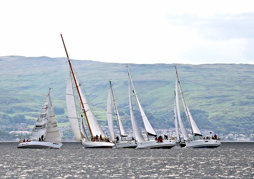 NORTH BRITISH POLICE & INVITATION SAILING CHAMPIONSHIP