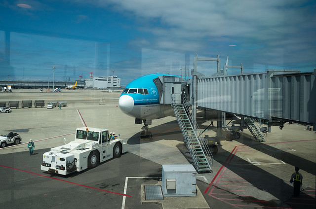 KLM KL868 B777-200ER