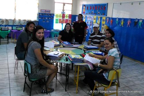 Encontro com os Pais dos alunos da Educação Infantil e 1º ano EFI by cnsamanaus