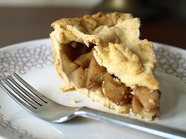 American Apple Pie slice   Flickr - Photo Sharing!