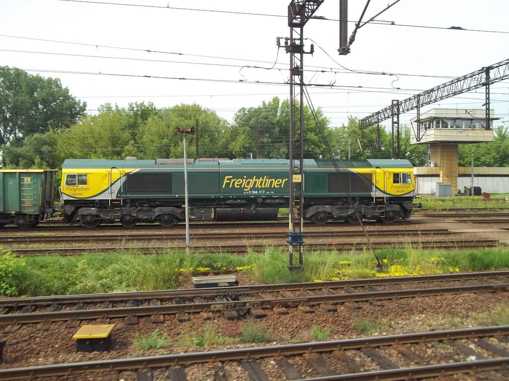 treno - trasferta - Polonia