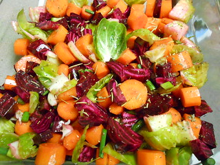 Yummy Root Veggie Roast