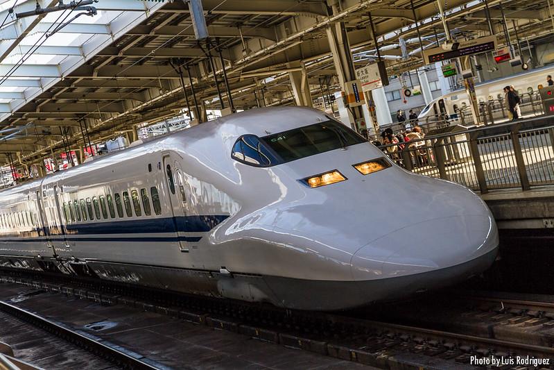 Shinkansen 700 Series-35