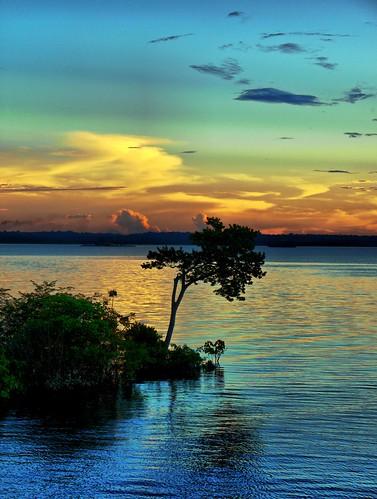 sunset pordosol brasil landscape paisagem panasonic g2 manaus amazonas blinkagain lumixgvario1442mmf3556 me2youphotographylevel1