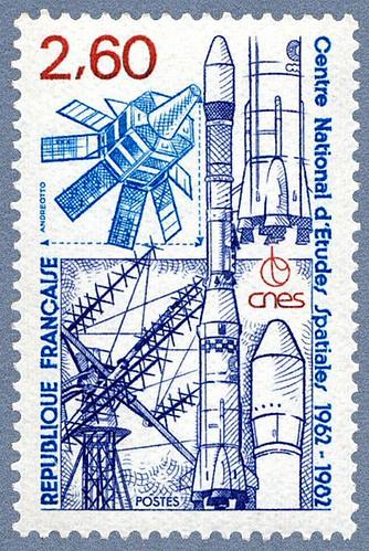 20ème anniversaires de la création du CNES
