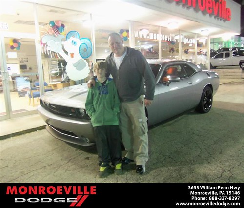 Happy Birthday to Stephen Sehovski  from Martin Thomas and everyone at Monroeville Dodge! by Monroeville Dodge