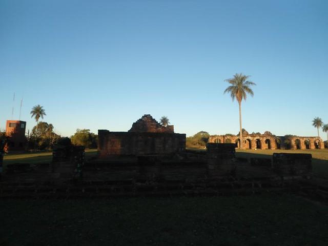 Ruinas de la Santísima Trinidad del Paraná