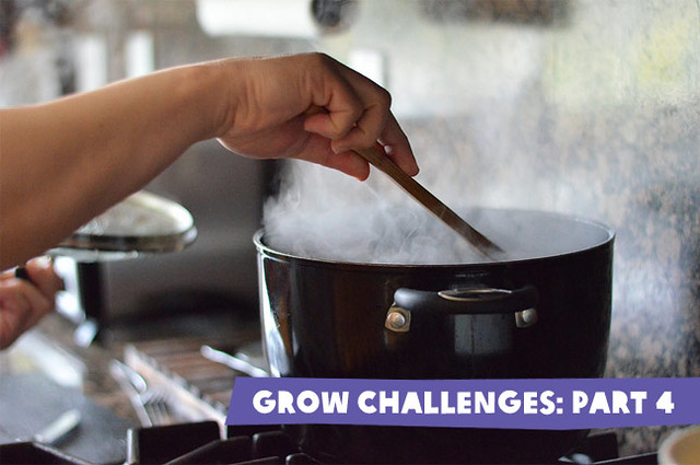 Oxfam GROW - Cooking for the Climate
