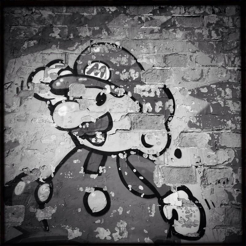 street art, friedrichshain