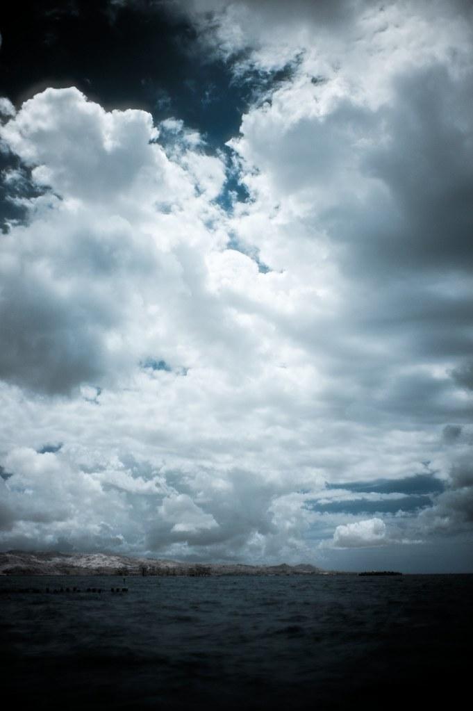 130804 宍道湖の空