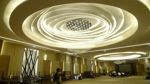 GREENLEAF HOTEL, PANDA BALLROOM