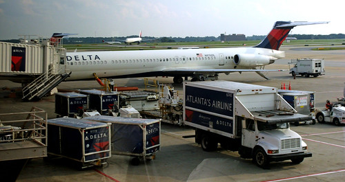 Atlanta GA Airport 8/4/13
