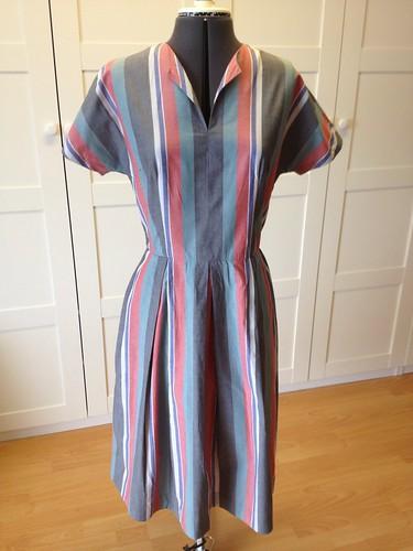 shirting stripe Vogue 9760