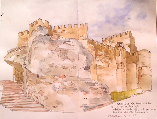 Castillo de Marbella.