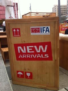 Neuheiten auf der IFA 2013