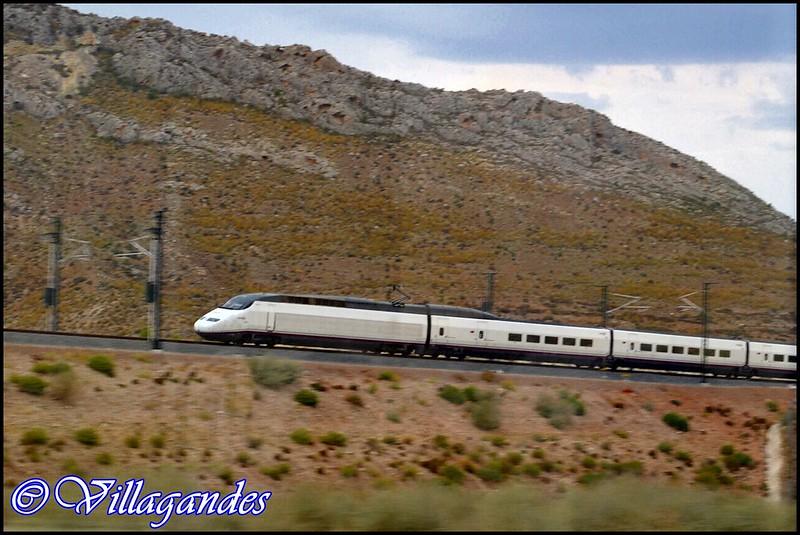 AVE Madrid (Puerta de Atocha) - Alicante/Alacant (Terminal)   9682833943_3571c9cb8c_c