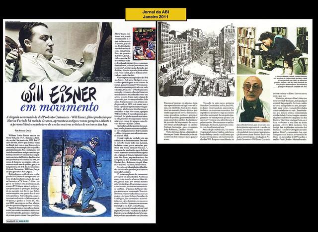 Jornal da ABI - JANEIRO - 2011