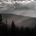 Mount Shasta From the PCT by c krewson