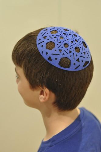 3D printed yamulke