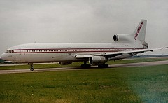 boeing 727(0.0), boeing 777(0.0), narrow-body aircraft(0.0), mcdonnell douglas dc-9(0.0), boeing 767(0.0), boeing 757(0.0), mcdonnell douglas dc-10(0.0), airline(1.0), aviation(1.0), airliner(1.0), airplane(1.0), trijet(1.0), wing(1.0), vehicle(1.0), jet aircraft(1.0),