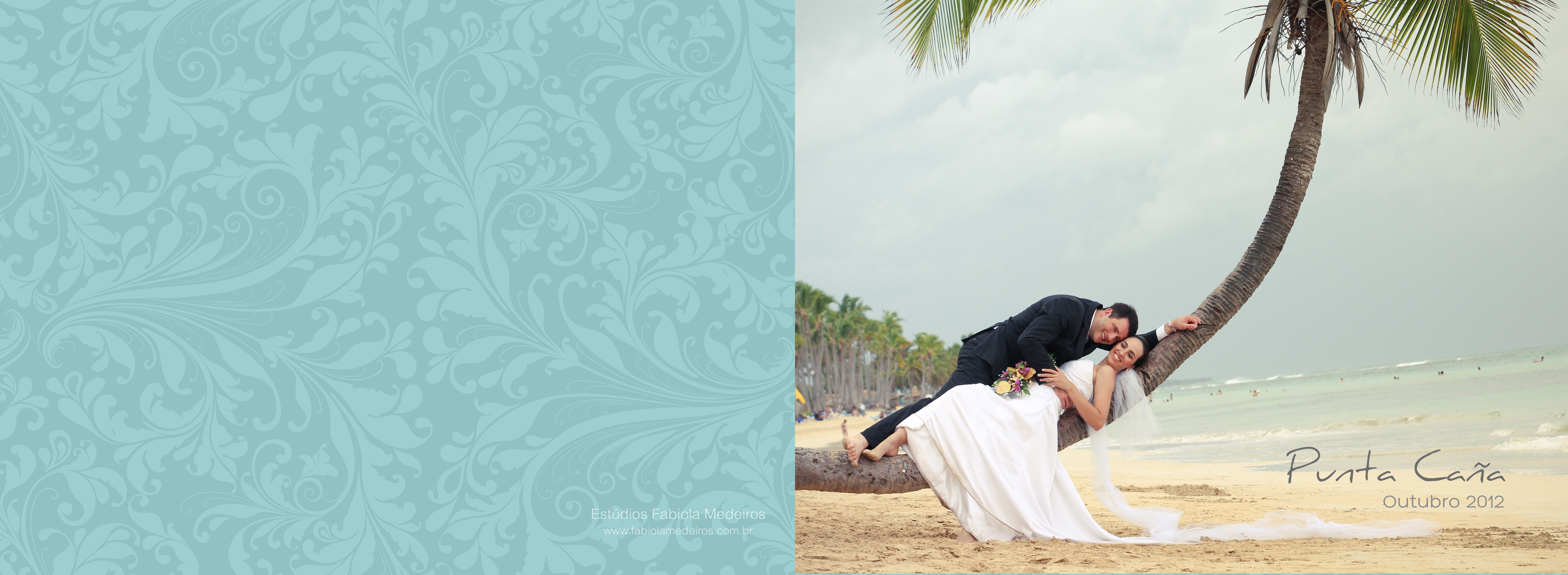 Trash the Dress no Caribe