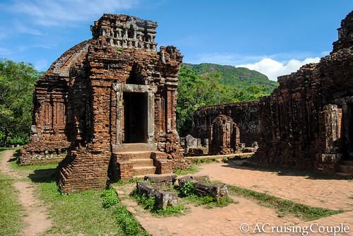 My Son Hoi An Ruins