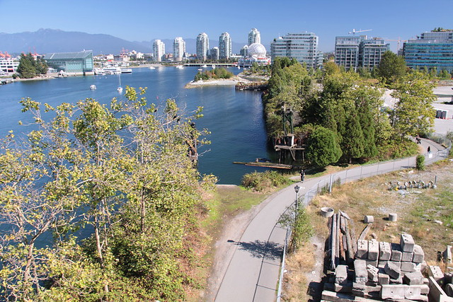 South side of False Creek