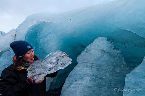 Runaway Juno Iceland Glacier