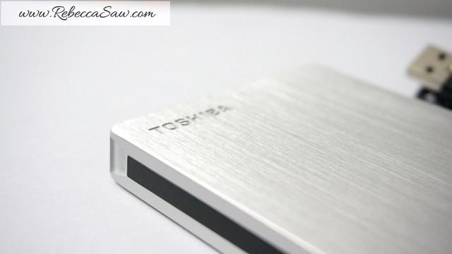 Toshiba HDD - Canvio Slim II-002
