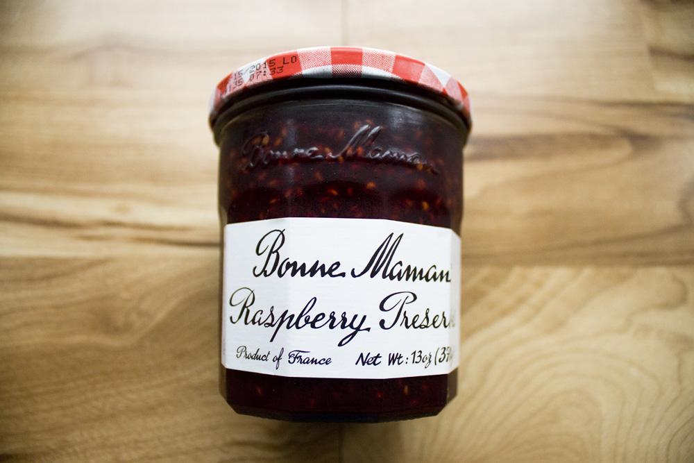 rasberry preserve 1