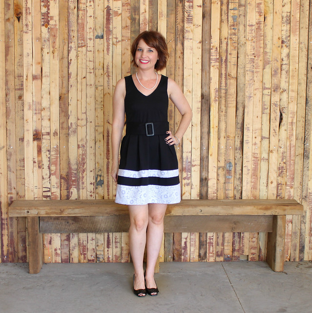Fabricista Little Black Dress Challenge