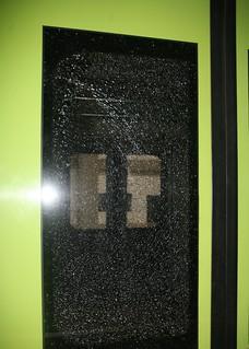 Ataque con piedras a tren (1)