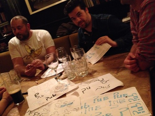 Iteration with the GDS design team