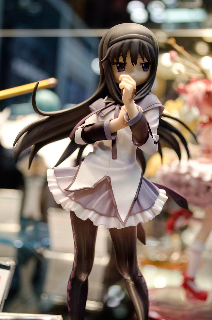 Homura Figure
