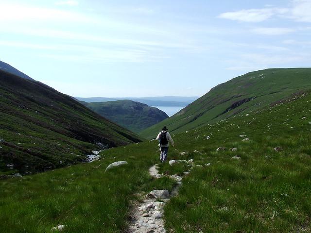 highlands walk
