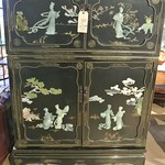 Vintage Chinese Chest on Chest