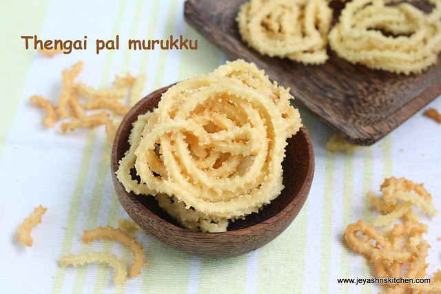 Murukku-with-coconut milk