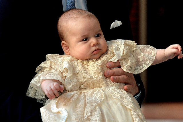 TOPSHOTS-BRITAIN-ROYALS-BABY-RELIGION