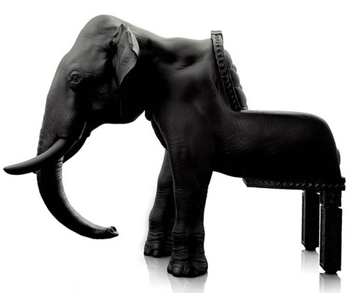 Maximo-Riera-Elephant-Chair01 The Animal Chair Collection ELEPHANT