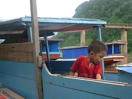 Nong Khiaw-Ngoi-bateau (9)